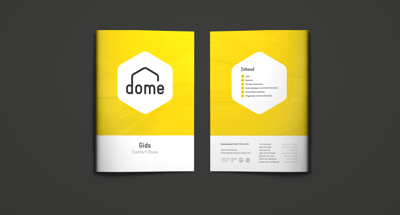 Comfort Dome Booklet